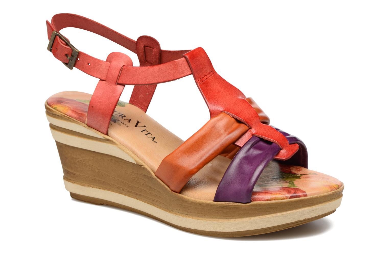 Sandales et nu-pieds Laura Vita Socio Multicolore vue détail/paire