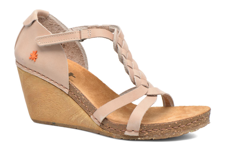 Sandales et nu-pieds Art Valby 438 Beige vue détail/paire