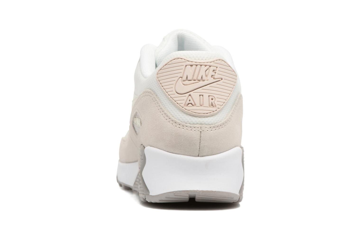 Sneakers Nike Wmns Air Max 90 Beige immagine destra