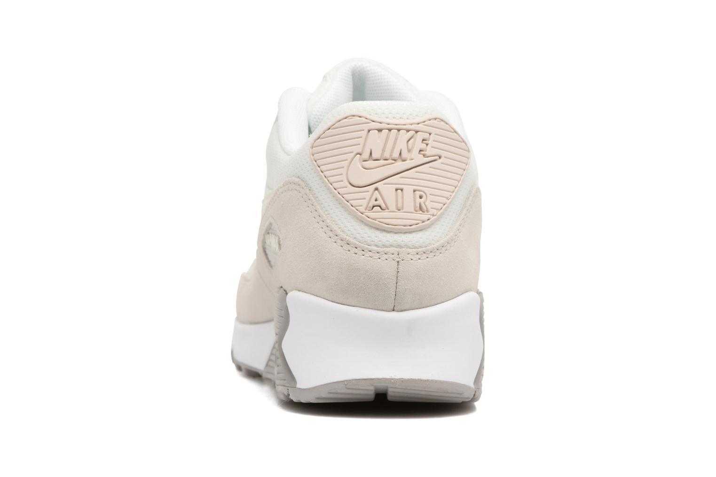 Baskets Nike Wmns Air Max 90 Beige vue droite