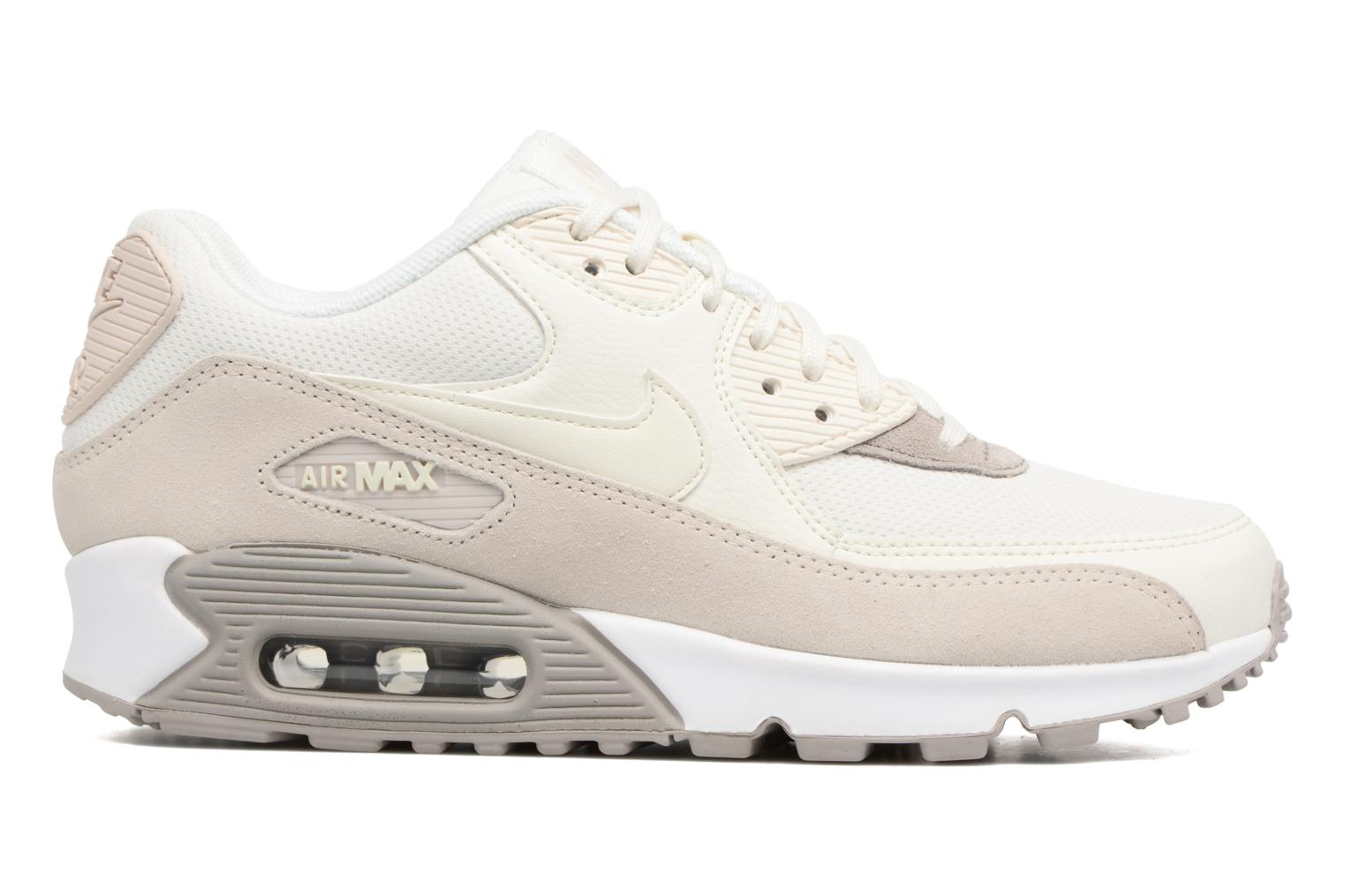 Trainers Nike Wmns Air Max 90 Beige back view