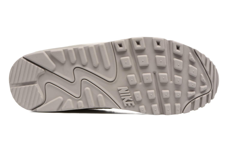 Baskets Nike Wmns Air Max 90 Beige vue haut