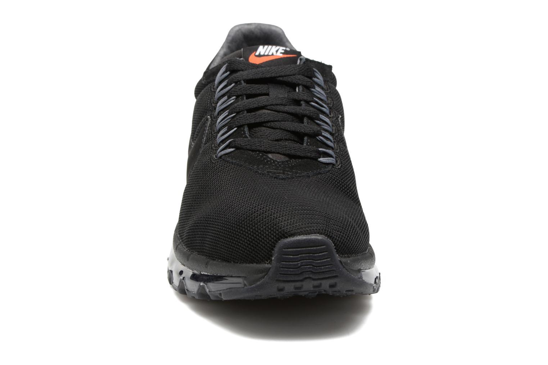 Baskets Nike Air Max Ld-Zero Noir vue portées chaussures