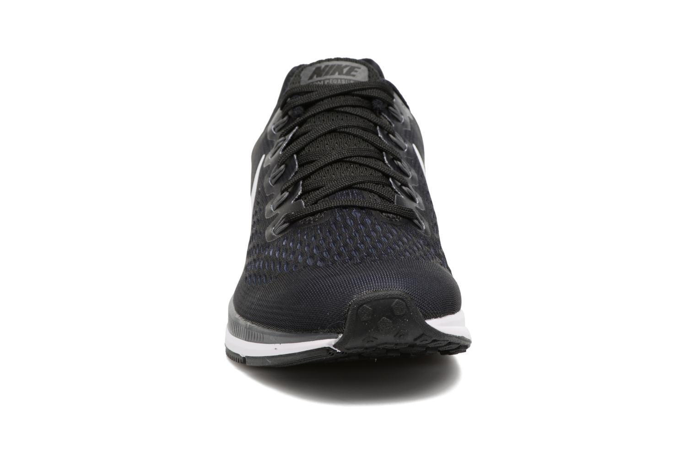 Chaussures de sport Nike Nike Air Zoom Pegasus 34 Noir vue portées chaussures