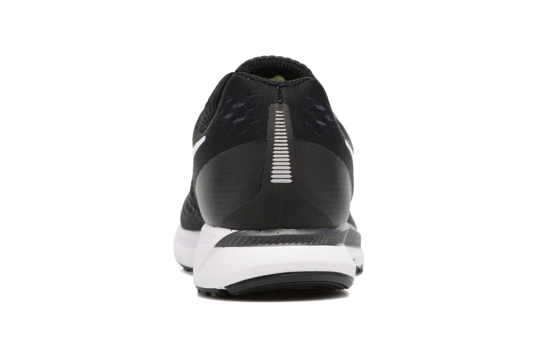 Chaussures de sport Nike Nike Air Zoom Pegasus 34 Noir vue droite
