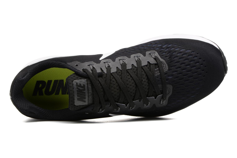 Chaussures de sport Nike Nike Air Zoom Pegasus 34 Noir vue gauche