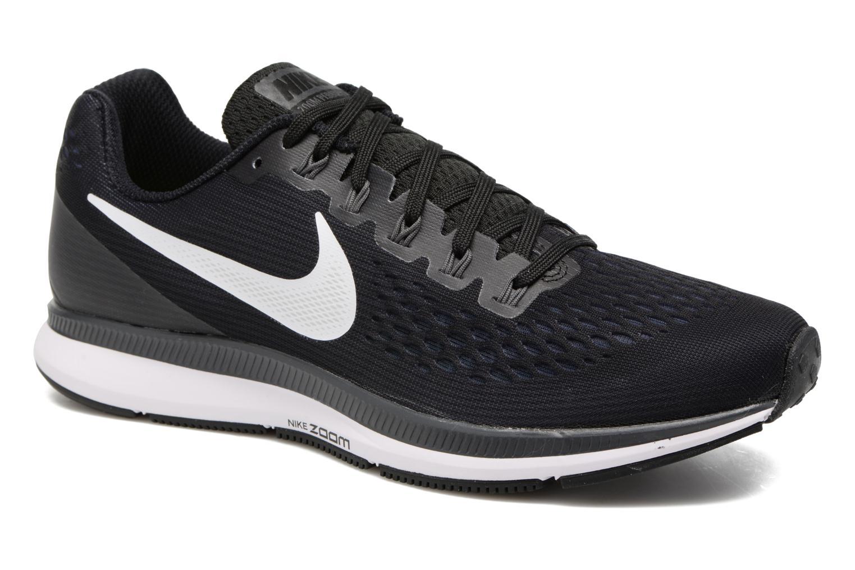 Sport shoes Nike Nike Air Zoom Pegasus 34 Black detailed view/ Pair view