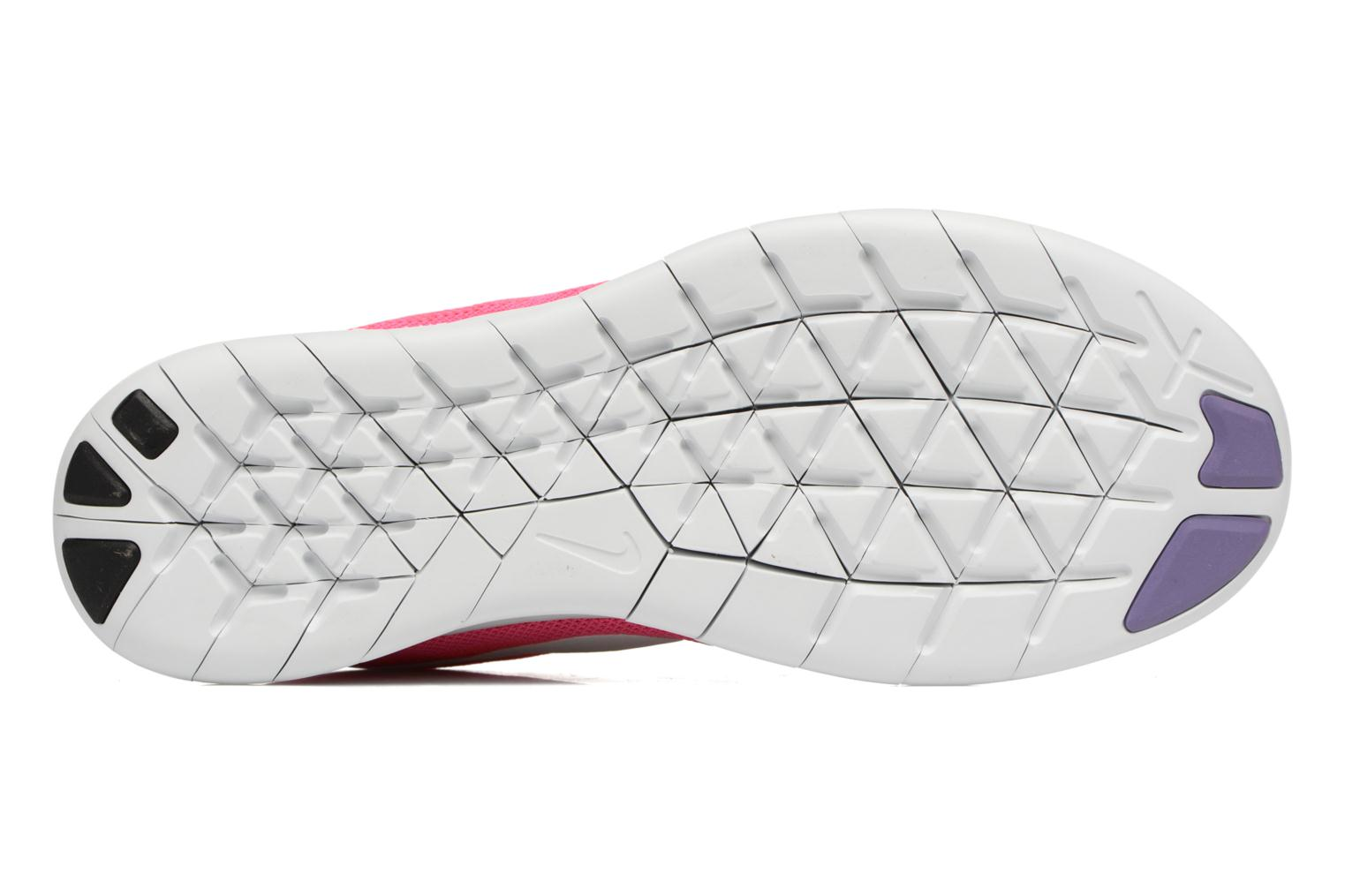 Sport shoes Nike Wmns Nike Free Rn 2017 Pink view from above