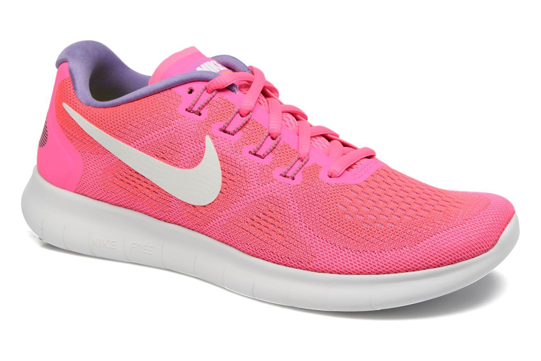 Zapatos promocionales Nike Wmns Nike Free Rn 2017 (Rosa) - Zapatillas de deporte   Gran descuento