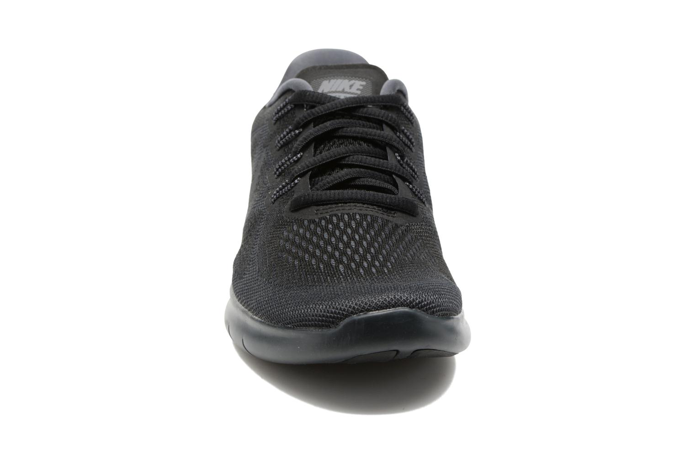 Sportschuhe Nike Wmns Nike Free Rn 2017 grau schuhe getragen