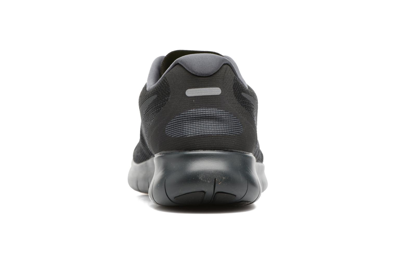 Wmns Nike Free Rn 2017 Black/Anthracite-Dark Grey-Cool Grey
