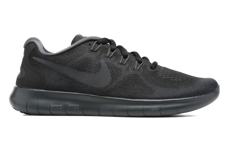 Chaussures de sport Nike Wmns Nike Free Rn 2017 Gris vue derrière