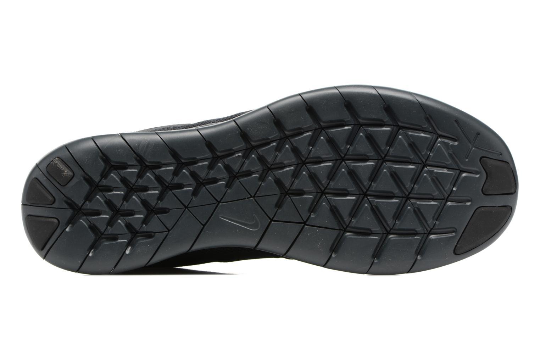 Chaussures de sport Nike Wmns Nike Free Rn 2017 Gris vue haut