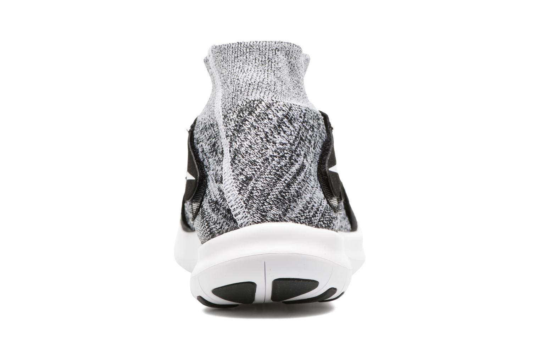 W Nike Free Rn Motion Fk 2017 BLACK/WHITE-PURE PLATINUM-WOLF GREY