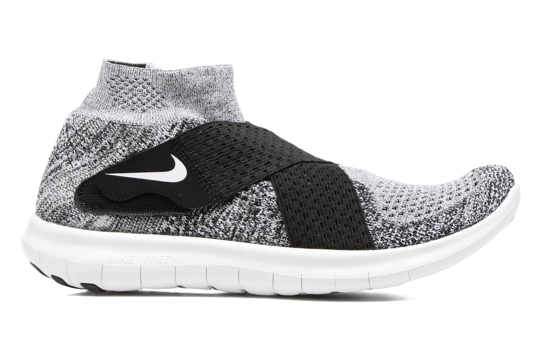 Chaussures de sport Nike W Nike Free Rn Motion Fk 2017 Noir vue derrière