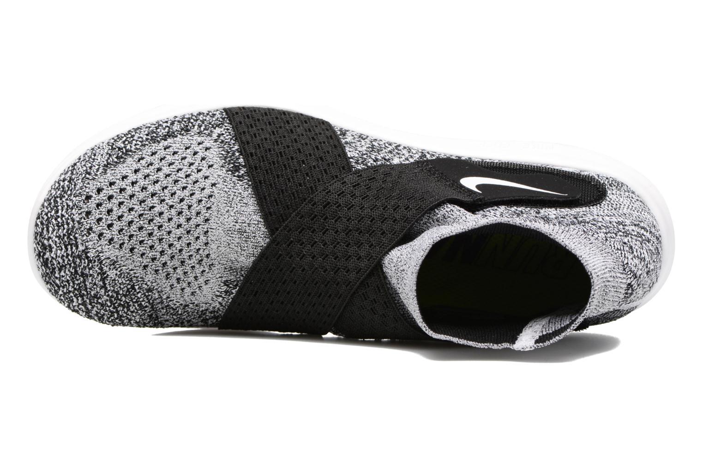 Chaussures de sport Nike W Nike Free Rn Motion Fk 2017 Noir vue gauche