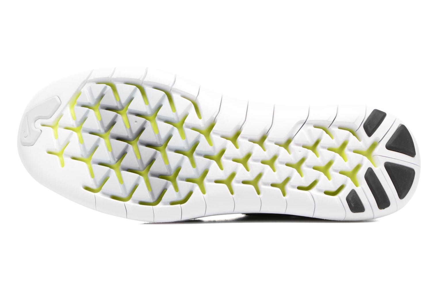 Sport shoes Nike W Nike Free Rn Motion Fk 2017 Black view from above