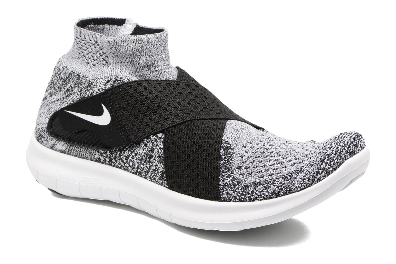 Chaussures de sport Nike W Nike Free Rn Motion Fk 2017 Noir vue détail/paire