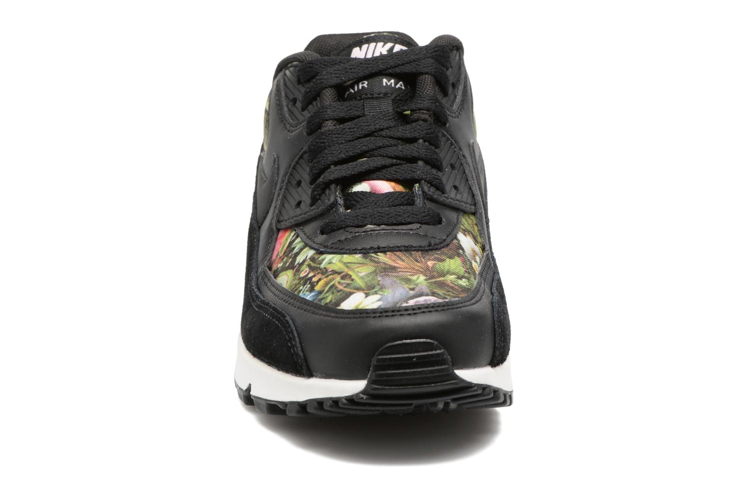 Wmns Air Max 90 Se BLACK/BLACK-PRISM PINK-SUMMIT WHITE