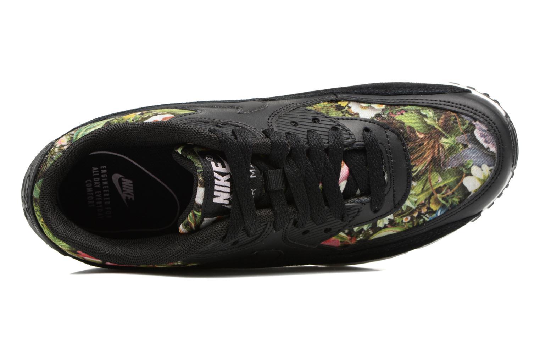 Baskets Nike Wmns Air Max 90 Se Noir vue gauche