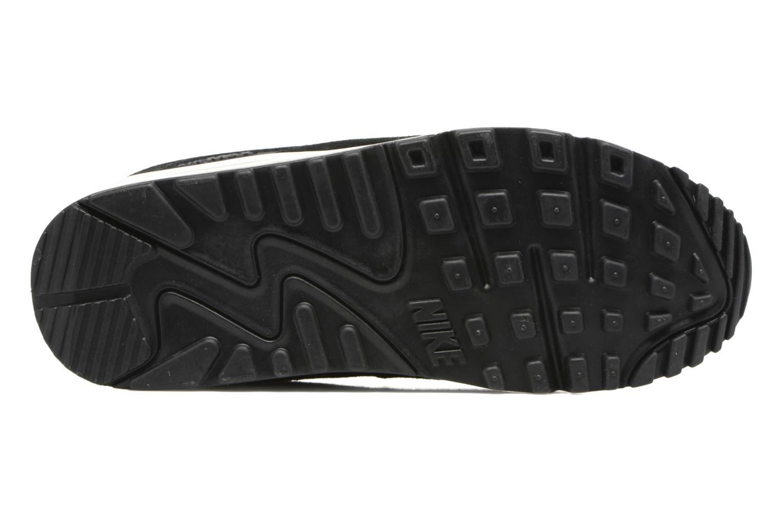 Baskets Nike Wmns Air Max 90 Se Noir vue haut