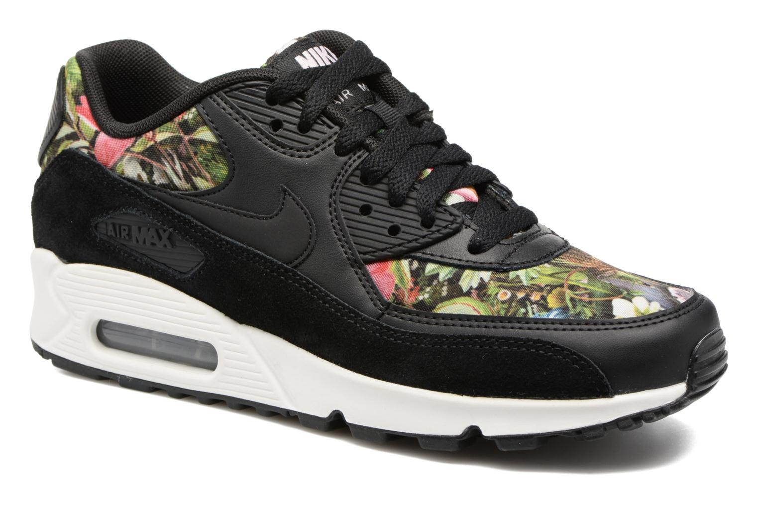 Sneakers Nike Wmns Air Max 90 Se Zwart detail