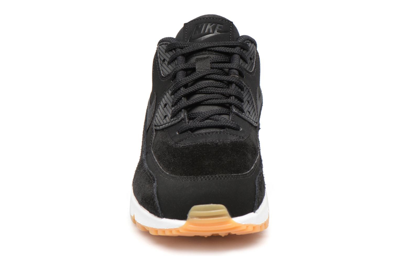 Wmns Air Max 90 Se Black/Black-Gum Light Brown-White