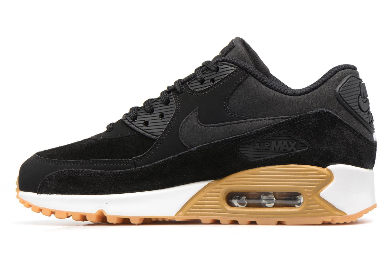 Sneakers Nike Wmns Air Max 90 Se Zwart voorkant