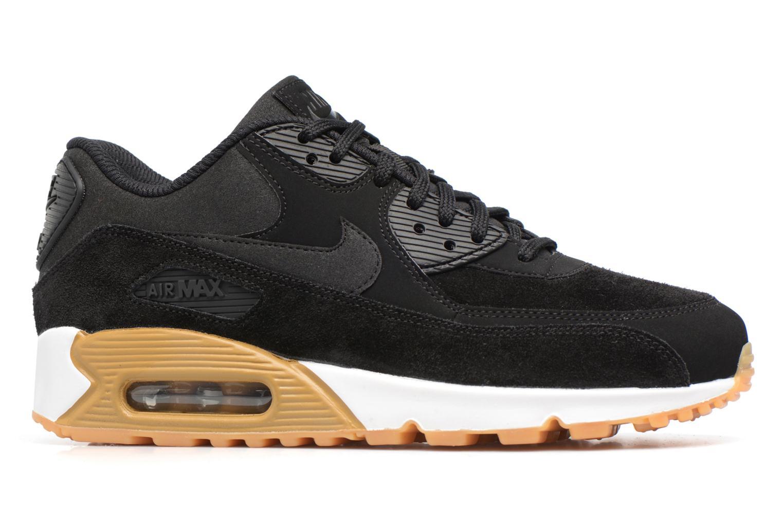 Sneakers Nike Wmns Air Max 90 Se Zwart achterkant