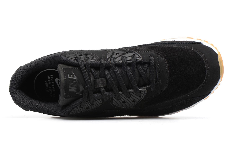 Sneakers Nike Wmns Air Max 90 Se Zwart links