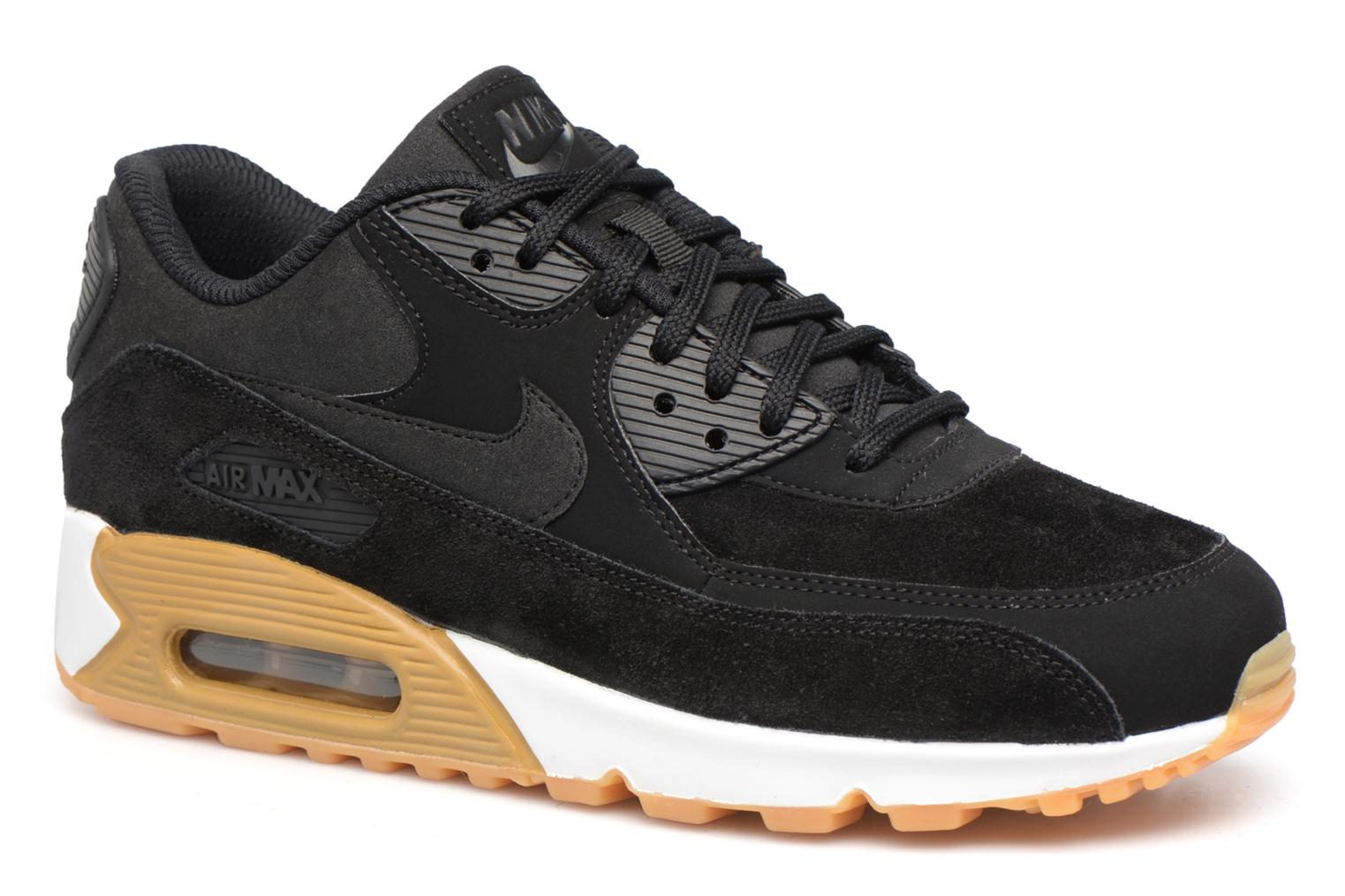 Trainers Nike Wmns Air Max 90 Se Black detailed view/ Pair view