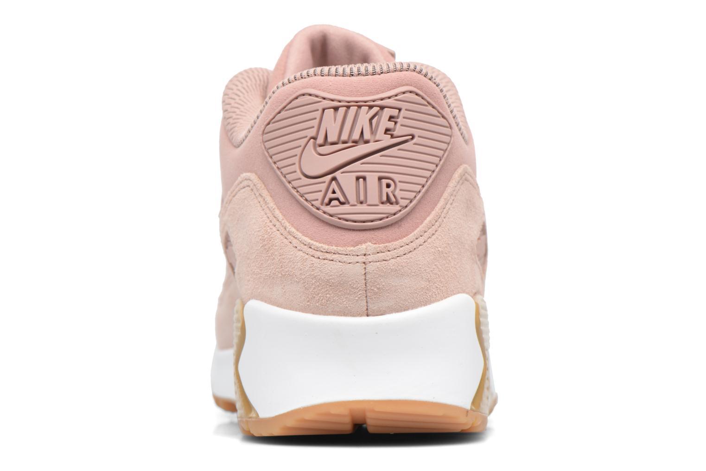 Sneakers Nike Wmns Air Max 90 Se Roze rechts