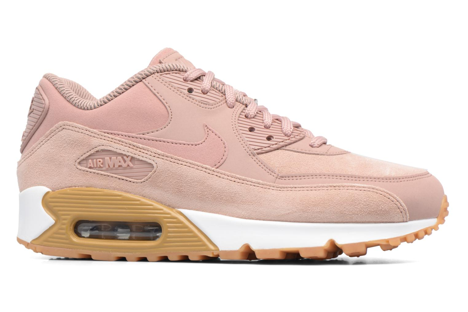 Sneakers Nike Wmns Air Max 90 Se Rosa immagine posteriore