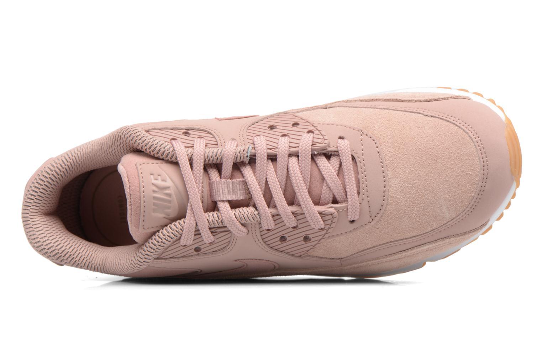Baskets Nike Wmns Air Max 90 Se Rose vue gauche