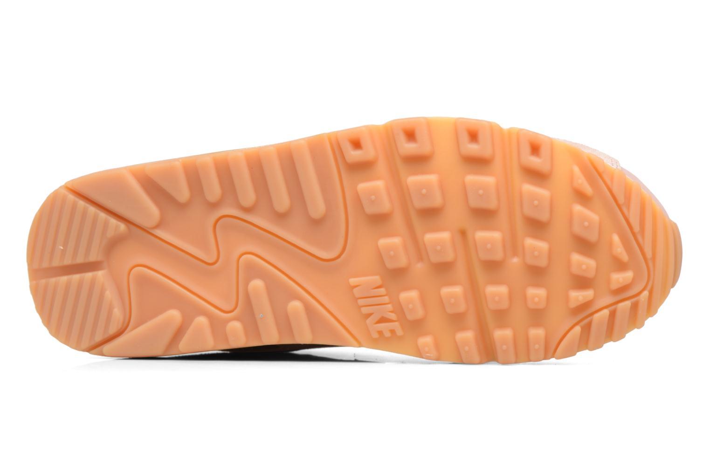 Baskets Nike Wmns Air Max 90 Se Rose vue haut