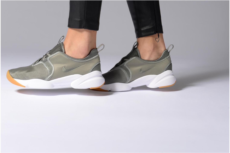 Baskets Nike W Nike Loden Vert vue bas / vue portée sac