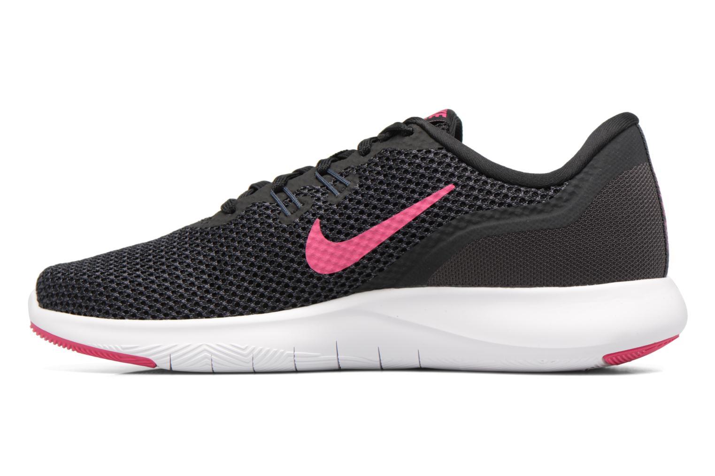 Chaussures de sport Nike W Nike Flex Trainer 7 Rose vue face