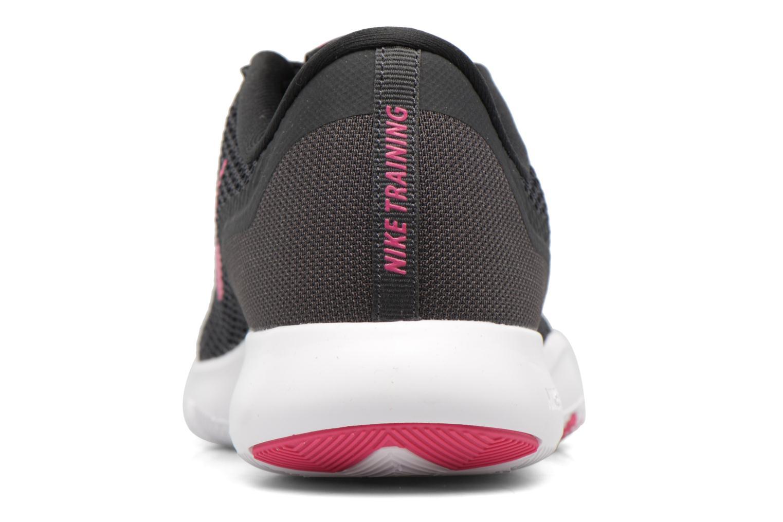 W Nike Flex Trainer 7 Black/Lethal Pink-Anthracite