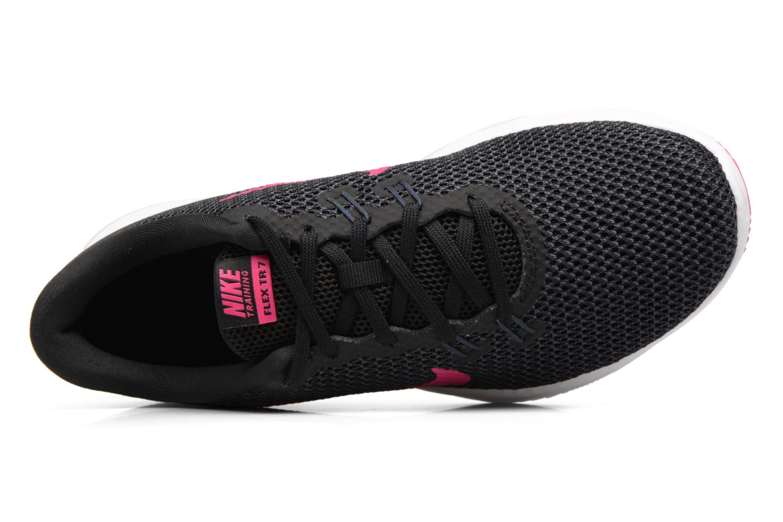 Sportskor Nike W Nike Flex Trainer 7 Rosa bild från vänster sidan