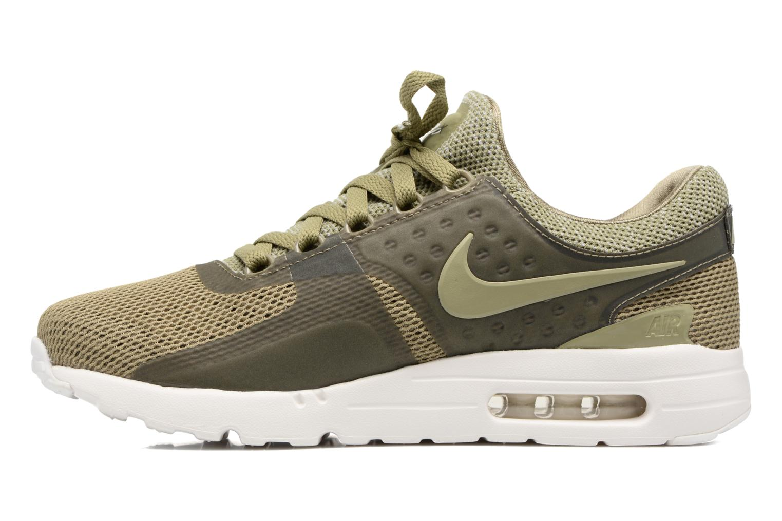 Sneakers Nike Nike Air Max Zero Br Verde immagine frontale