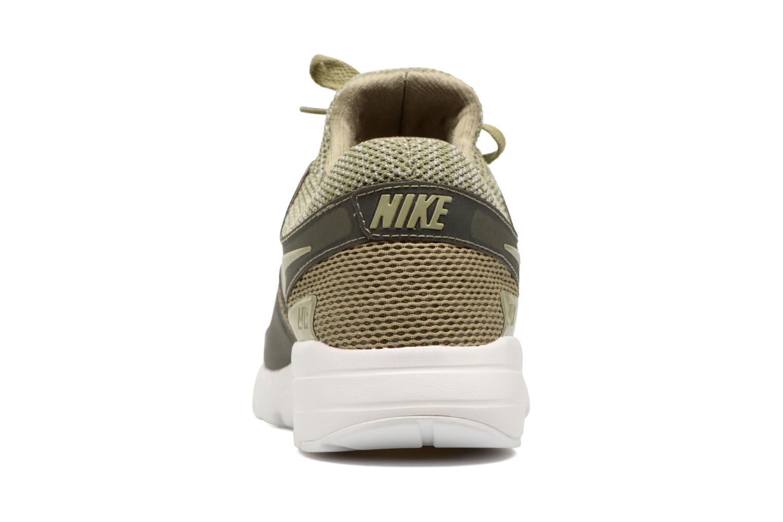 Baskets Nike Nike Air Max Zero Br Vert vue droite