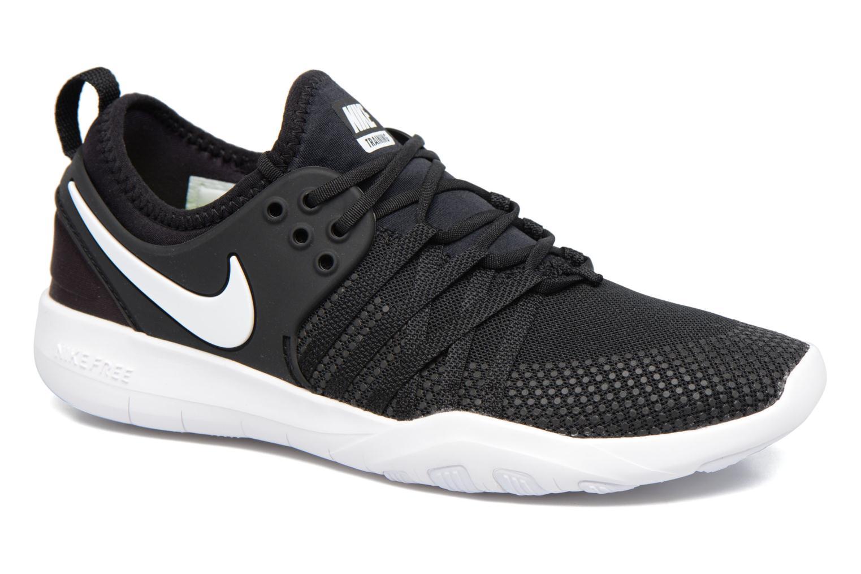 Chaussures de sport Nike Wmns Nike Free Tr 7 Noir vue détail/paire
