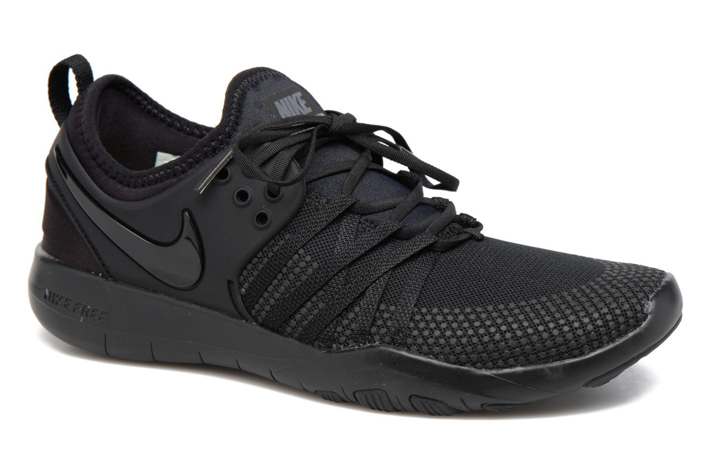 Zapatillas de deporte Nike Wmns Nike Free Tr 7 Negro vista de detalle / par