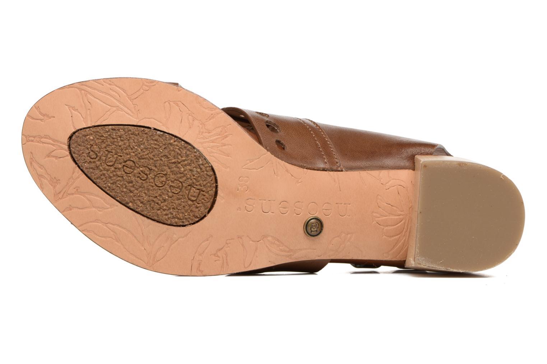 Sandalen Neosens Callet S149 braun ansicht von oben