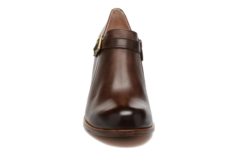 Boots en enkellaarsjes Neosens Gloria S178 Bruin model