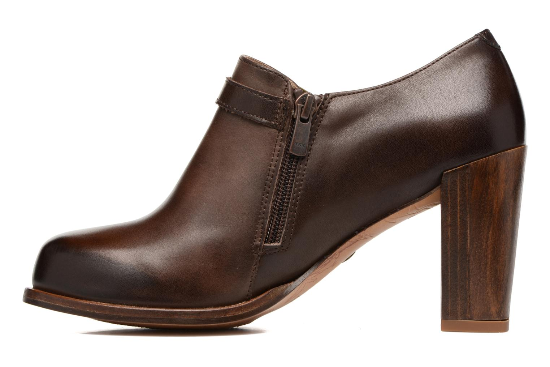 Stiefeletten & Boots Neosens Gloria S178 braun ansicht von vorne