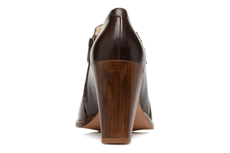 Boots en enkellaarsjes Neosens Gloria S178 Bruin rechts
