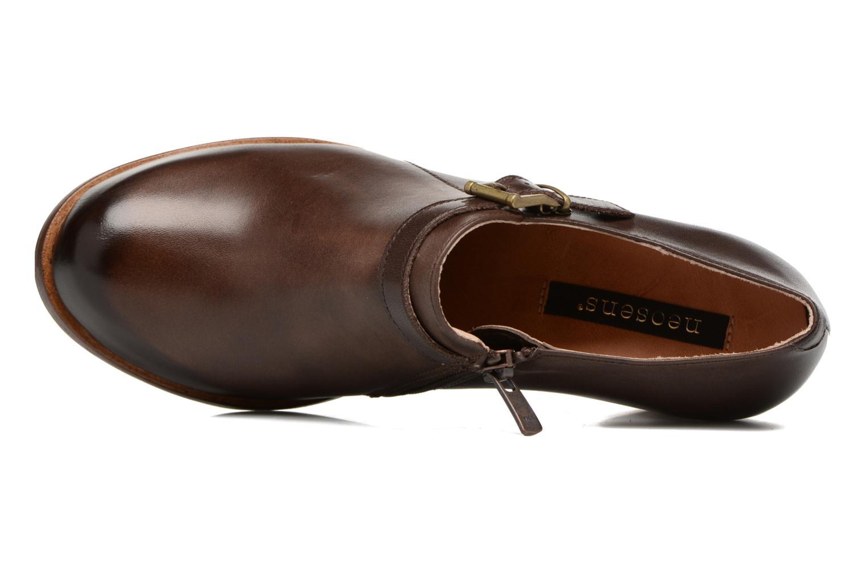 Boots en enkellaarsjes Neosens Gloria S178 Bruin links