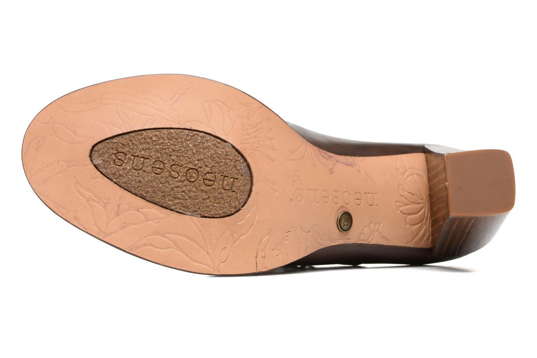Stiefeletten & Boots Neosens Gloria S178 braun ansicht von oben