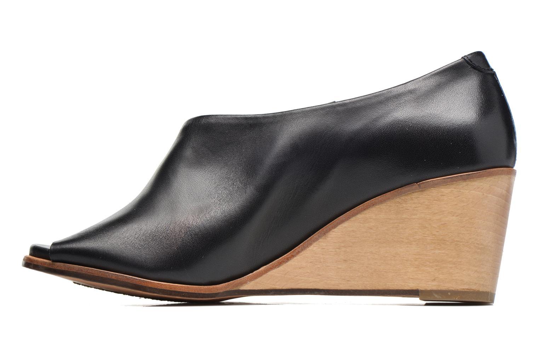 Sandales et nu-pieds Neosens Noah S217 Noir vue face